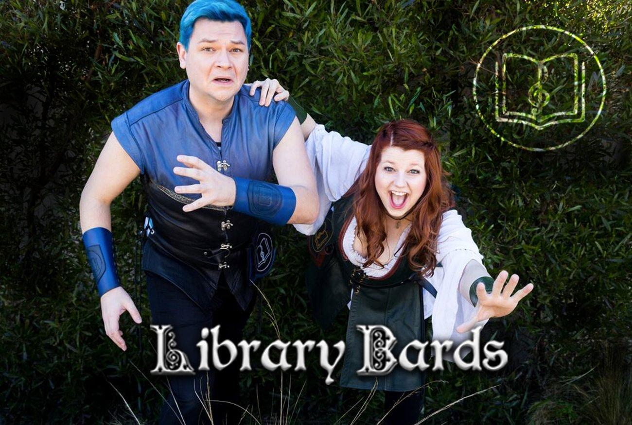 The Library Bards - Special Musical Guest
