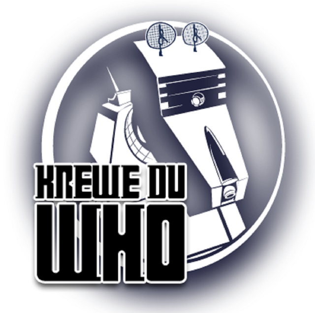 Krewe Du Who logo
